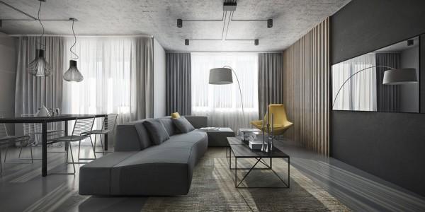Chọn phong cách thiết kế nội thất cho phòng khách