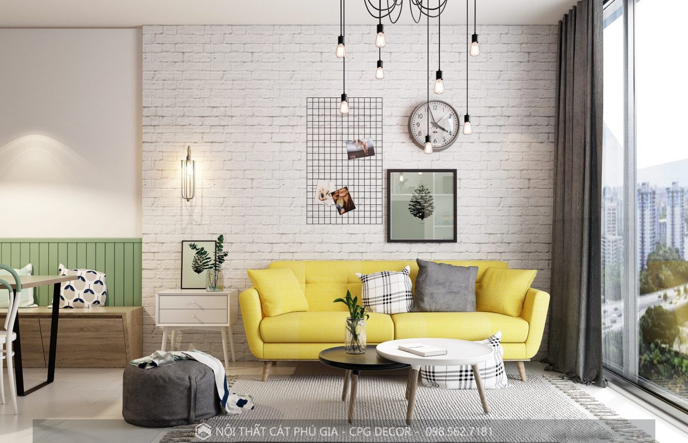 Thiết kế nội thất là dịch vụ rất cần thiết hiện nay
